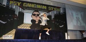 Psy Dancing